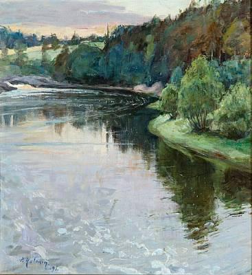 Pekka Halonen Art Print