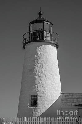 Photograph - Pemaquid Lighthouse by Alana Ranney
