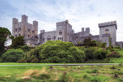Country House Photograph - Penrhyn Castle - Wales by Joana Kruse