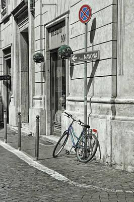 Photograph - Petal Through Rome by JAMART Photography