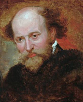 Painting - Peter Paul Rubens by Studio of Sir Peter Paul Rubens