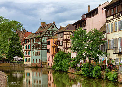 Photograph - Petite France, Strasbourg by Elenarts - Elena Duvernay photo