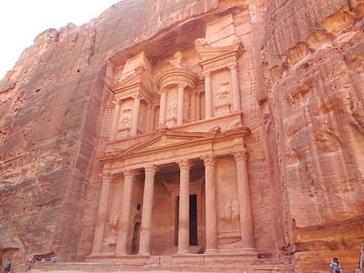 My Art Photograph - Petra by My Art