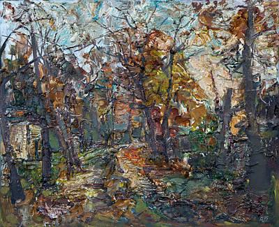 Petrovsky Park Original by Nikolay Malafeev