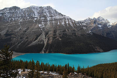 All You Need Is Love - Peyto Lake Banff National Park by Pierre Leclerc Photography