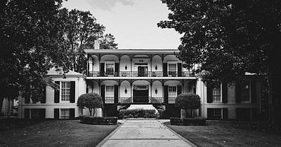 Photograph - Phi Mu Sorority House - University Of Georgia by Library Of Congress