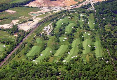 Philadelphia Cricket Club Militia Hill Golf Course 14th Hole Art Print