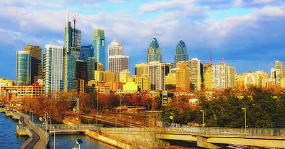 Photograph - Philadelphia In Autumn by Pixabay