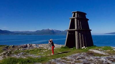 Photograph - Photograph In Norway by Tamara Sushko