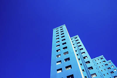 Photograph - Blue by Alessandro Vecchi