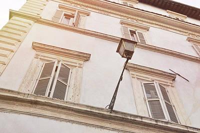 Photograph - Piazza Di San Calisto by JAMART Photography
