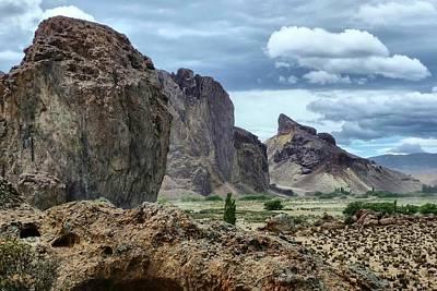 Photograph - Piedra Prada And Canadon De La Buitrera Patagonia Argentina by NaturesPix