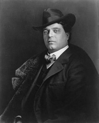 Realism Photograph - Pietro Mascagni 1863-1945, Italian by Everett