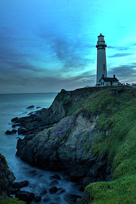 Photograph - Pigeon Point Light Station 2 by Morgan Wright