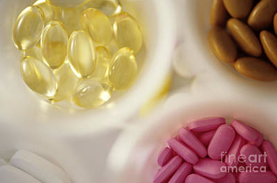 Photograph - Pills by Jim Corwin