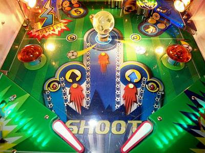 Photograph - Pinball II by Lanita Williams