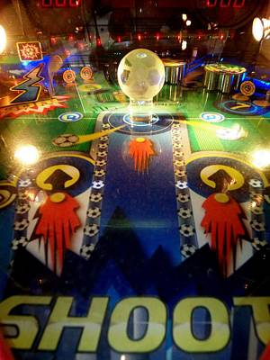 Photograph - Pinball IIi by Lanita Williams