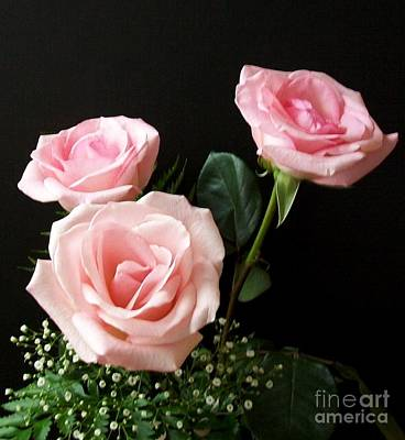 Pink Elegance Art Print