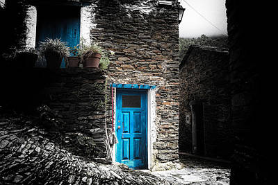 Photograph - Piodao - Portuguese Rural Village by Edgar Laureano