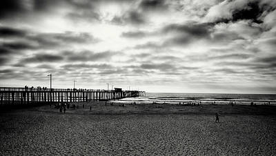 Photograph - Pismo Beach Pier by Joseph Hollingsworth