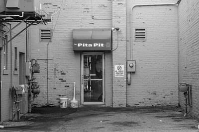 Photograph - Pita Pit East Lansing  by John McGraw