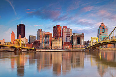 Photograph - Pittsburgh North Shore  by Emmanuel Panagiotakis