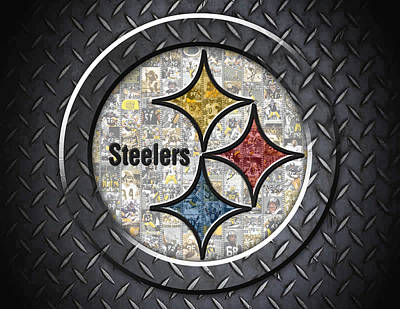 Pittsburgh Steelers Art Print