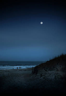 Photograph - Plum Island Beach by Rick Mosher