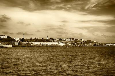 Photograph - Plymouth Hoe by Chris Day
