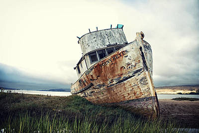 Bodega Bay Photograph - Point Reyes by Gagan  Dhiman