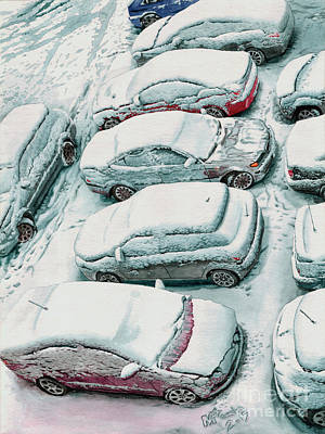 Pokrovka Parking Original