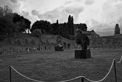 Photograph - Pompeii Italy by Cendrine Marrouat