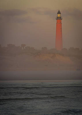 Photograph - Ponce De Leon Lighthouse by Norman Peay