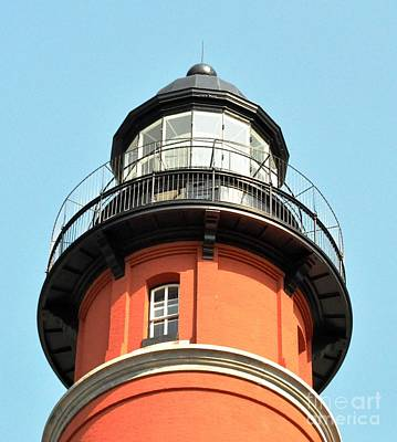 Photograph - Ponce Inlet Lighthouse by John Black