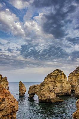 Photograph - Ponta Da Piedade by Carlos Caetano