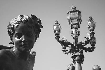 Photograph - Pont Alexandre by Mary-Lee Sanders