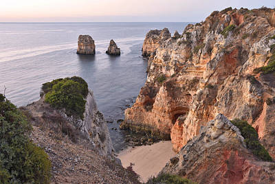 Photograph - Ponta Da Piedade Algarve Portugal by Marek Stepan