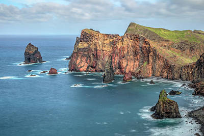Photograph - Ponta De Sao Lourencao - Madeira by Joana Kruse