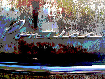 Pontiac Art Print by Audrey Venute