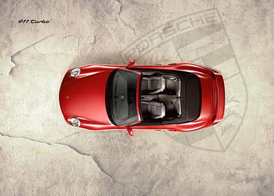 Porsche 911 Turbo Photograph - Porsche 911 Turbo by Mark Rogan