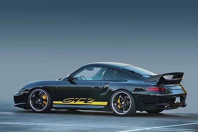 Photograph - Porsche G T 2 by Bill Dutting