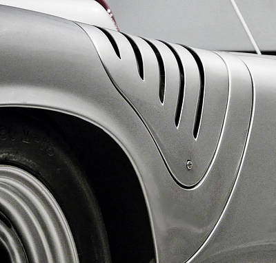 New Years - Porsche RS Sixty detail by Gary Warnimont