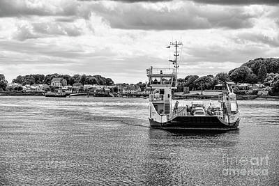Photograph - Portaferry by Jim Orr