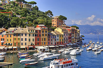 Society Photograph - Portofino by Joana Kruse