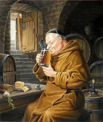 Figurativ Painting - Prague Pab by Ihor Lysiuk