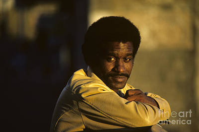 Photograph - Portrait African American by Jim Corwin