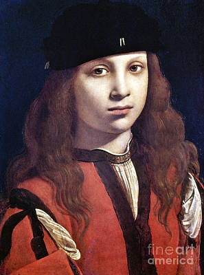 Painting - Portrait Of A Youth by Granger