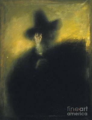 Dalt Painting - Portrait Of Manuel Dalmau Oliveres by Celestial Images