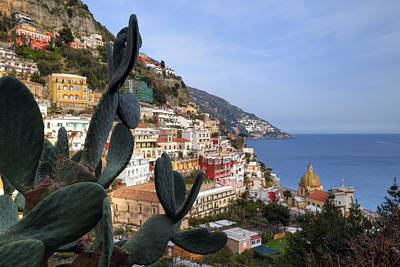 Positano - Amalfi Coast Art Print