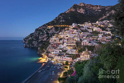 Photograph - Positano Morning by Brian Jannsen